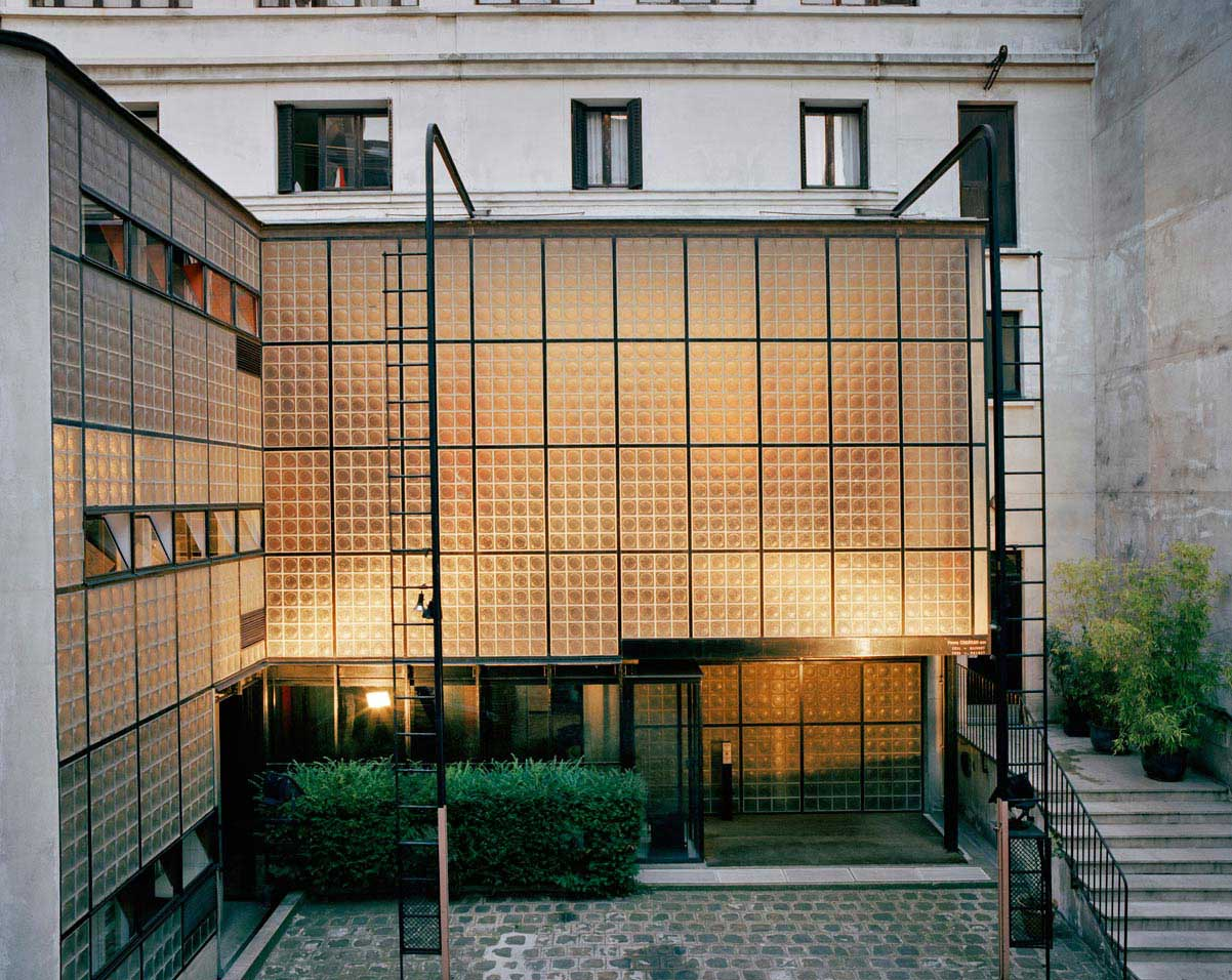 Maison De Verre maison de verre' by pierre chareau and bernard bijvoet ...